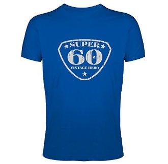 Tee shirt 60 ans de Super Héro