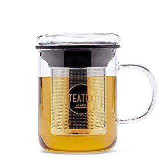 Mug théière inox