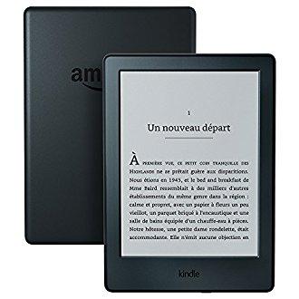 Kindle Liseuse sans fil à encre électronique
