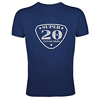 Tee Shirt Super Héros 20 ans
