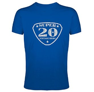 Tee Shirt Super H�ros 20 ans