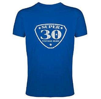 Tee shirt 30 ans Super Héros