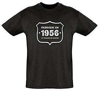 Tee shirt Fabriqué en 1956