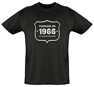 Tee shirt homme 1966