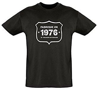 Tee shirt 1976