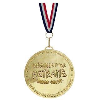 Médaille de la retraite