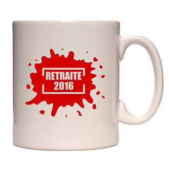 Mug retraite 2015
