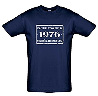 Tee shirt En circulation depuis 1976