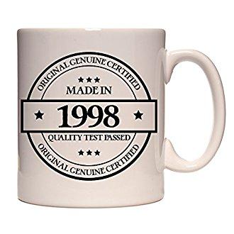 Mug en céramique 1998