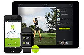 Analyseur de Swing pour Golfeur