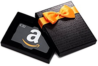 Carte cadeau Amazon en coffret