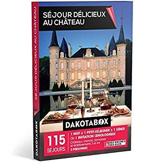Box Séjour en Château