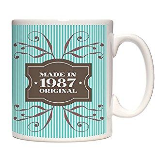 Mug vintage 1987 Original
