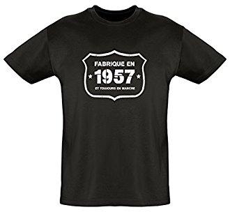 Tee shirt bio homme 1957