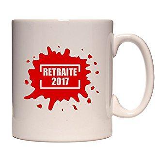 Mug retraite 2017