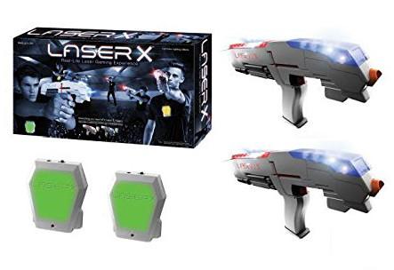 Lasergame 2 joueurs