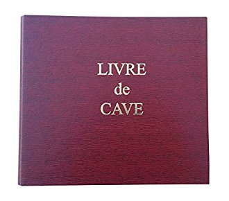 Livre de cave à vin