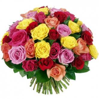 Bouquet De 60 Roses