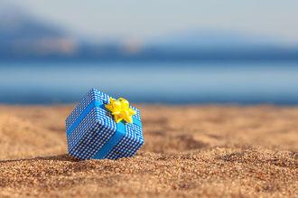 cadeau plage