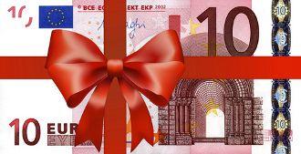 Idée de cadeau à 10 € pour un homme