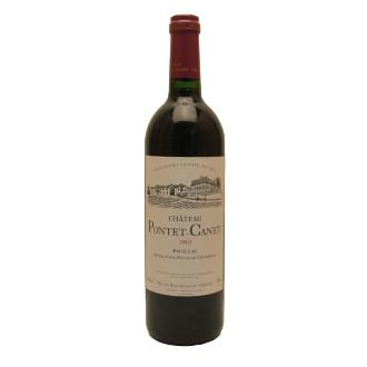 Château Pontet-Canet 2003