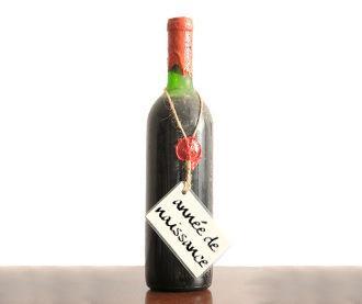 Vin millésimé 1977 120€ à 200€