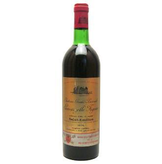 Bouteille de vin 1975