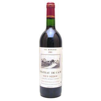 Vin millésimé 1996