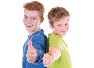 garcons de 10 et 11 ans