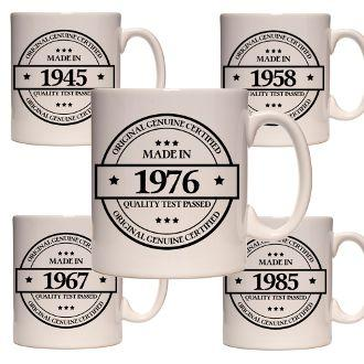 Idee cadeau 1967