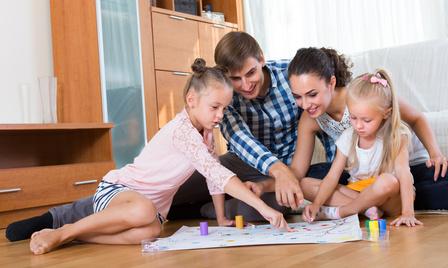 jeu societe enfant