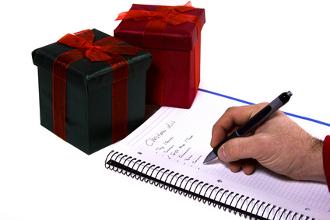 Liste d'idées cadeaux