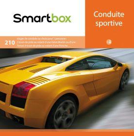 Coffret conduite sportive - Smartbox