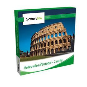 Smartbox Belles villes d'Europe