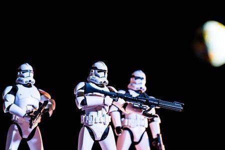 Les Stormtrooper