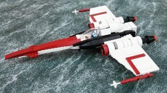 Headhunter Lego monté