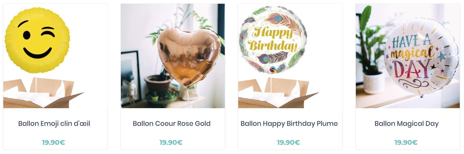 ballon helium gonfle cadeau mieux que des fleurs