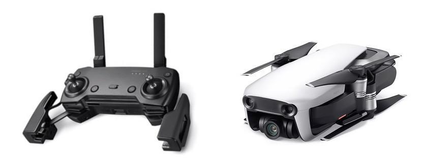 drone mavic air dimensions