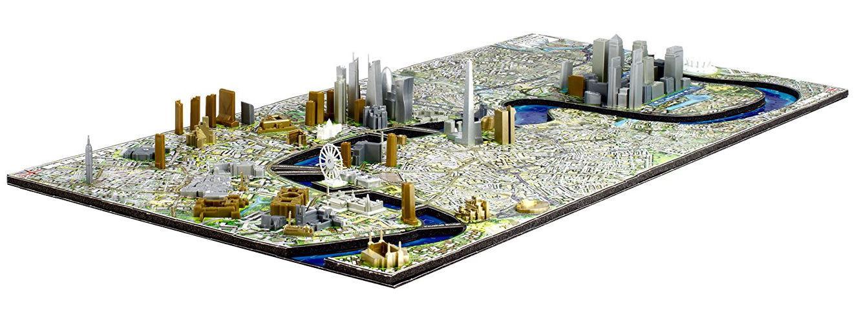Puzzle 3d Londre